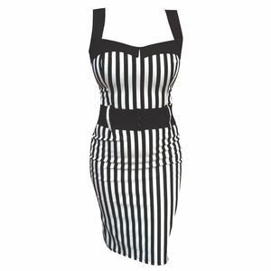 Switchblade Stiletto Rockabilly Pin-Up Dress